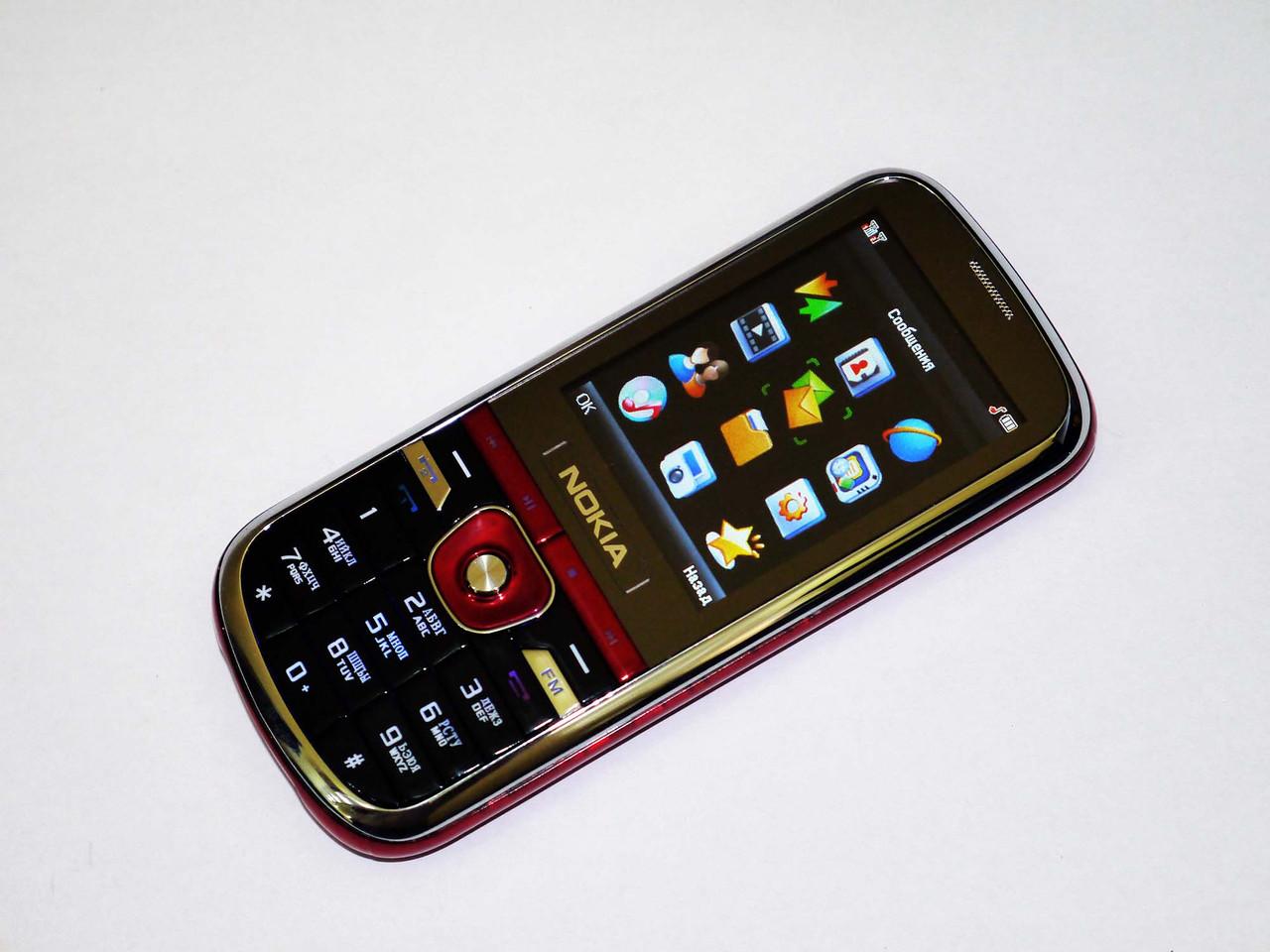 """Мобильный телефон Nokia A16 - 2Sim + 2,4"""" , фото 1"""