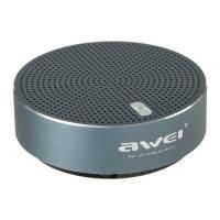 Портативная колонка Bluetooth Speaker AWEI (OR) Y800 Grey