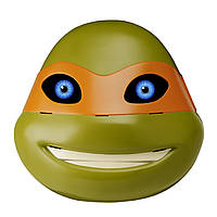 Электронная маска Черепашки ниндзя Teenage Mutant Ninja Turtles Michelangelo Electronic Mask