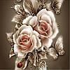 "Алмазная вышивка ""Карамельные розы"""