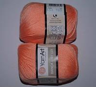 YarnArt Bianca Baby lux - 353 персиковый