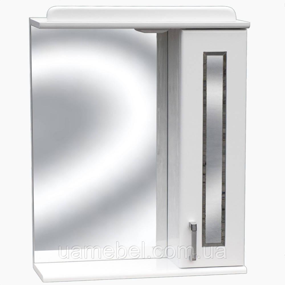 Зеркало в ванную З-1 Фацет (45-100 см)