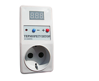 Терморегулятор для поддержания заданной температуры в бытовых инкубаторах и овощехранилищах.