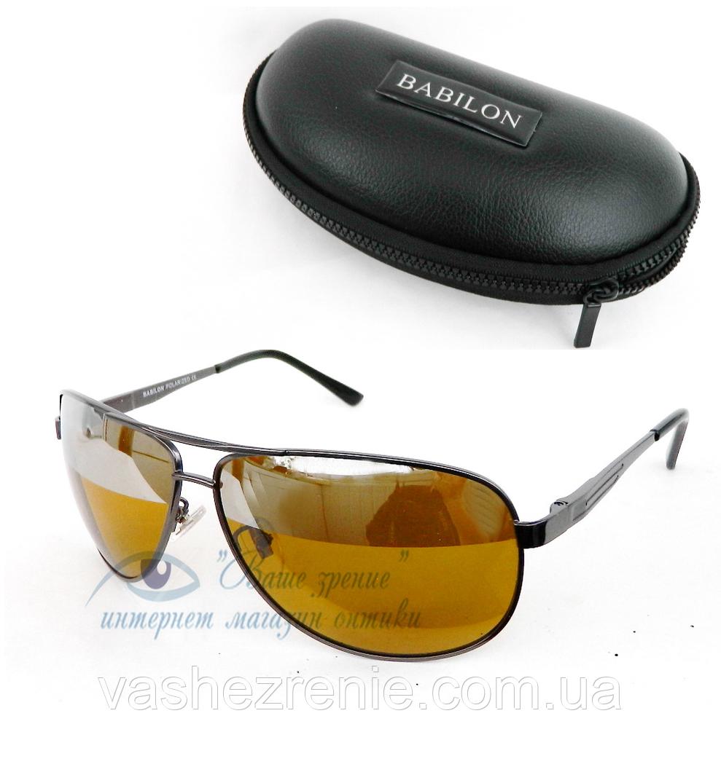 Очки для водителей BABILON Polarized 6337