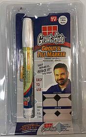 Олівець маркер зафарбовування для швів плитки Grout-Aide Grout & Tile Marker