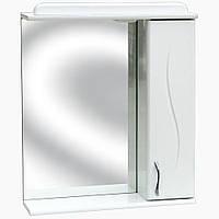 Зеркало для ванной со светом З-1 фрез (40-105 см)