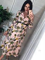 Женское легкое Платье красивой расцветки