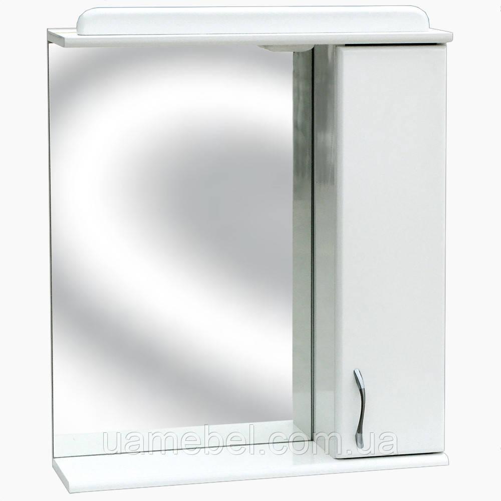 Зеркало в ванную с подсветкой З-1 Прямое (40-105 см)