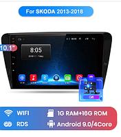 Junsun 4G Android магнитола для  SKODA Octavia 2013-2019 A7 wifi