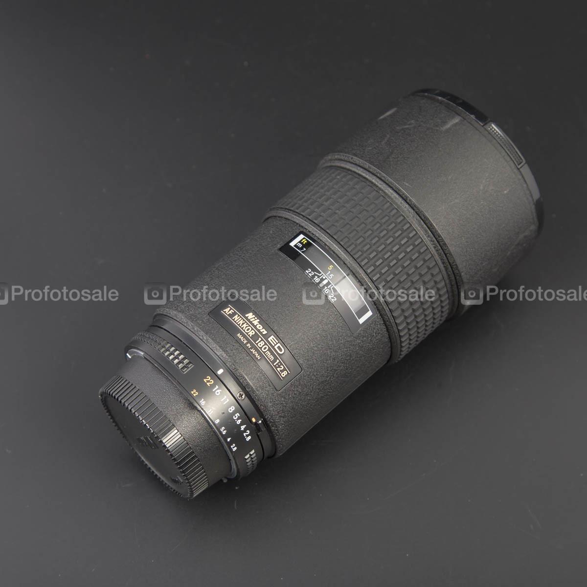 Nikon AF 180mm f/2.8 ED