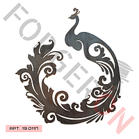 Розетка,вставка жар-птица (ЛАЗЕРНАЯ РЕЗКА)