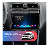 Junsun 4G Android магнитола для для Volkswagen VW polo 2012-2019