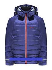"""Куртка детская демисезонная для мальчика, подкладка хлопок от """"Deli"""" 921    на рост 80-104, фото 3"""