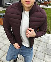 Осіння чоловіча куртка Бордова  - Туречина - водовідштовхуюча пропитка