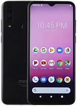 """Смартфон Meizu M10 3/32GB Dual Sim Phantom Black; 6.5"""" (1600х720) IPS / MediaTek Helio P25 / RAM 3 ГБ / 32 ГБ вбудованої + microSD до 128 ГБ / камера"""
