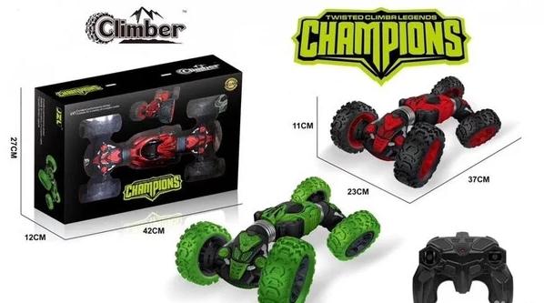 Big Foot Машинка перевёртыш Hyper Champions Climber 2566 ...