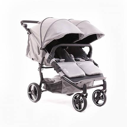 Универсальная коляска для двойни Baby Monsters Easy Twin SE, фото 2