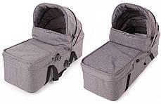 Универсальная коляска для двойни Baby Monsters Easy Twin SE, фото 3
