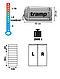 Спальний мішок-ковдра Tramp Balaton (лівий), фото 2