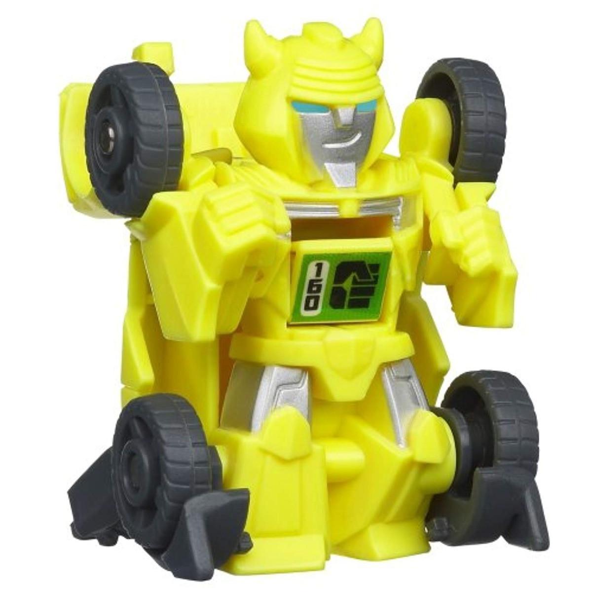 Робот-трансформер Hasbro, Бамблби, Бот-Шотс - Bumblebee, Flip Shot, Bot Shots