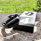 Фітнес браслет трекер для спорту з шагометром і пульсиметром Mi Band М 4 (Репліка) коробка під оригінал ОПТ, фото 3