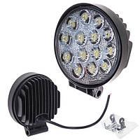 Противотуманная LED фара светодиодная  LML-K1042F SPOT(14led*2w) D=115mm