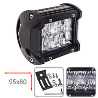 Противотуманная LED фара светодиодная  LML-C2018 F-5D FLOOD (6led*3w)