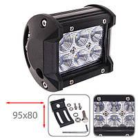 Противотуманная LED фара светодиодная  LML-C2018F FLOOD (6led*3w)
