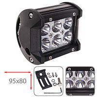 Противотуманная LED фара светодиодная  LML-C2018F SPOT (6led*3w)