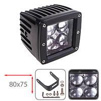 Противотуманная LED фара светодиодная  LML-K1212-4D SPOT (4led*3w)