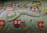 Комплект постельного белья в детскую кроватку, фото 2