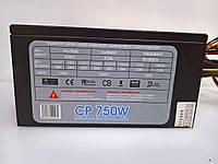 Блок питания 750W Combat Power CP750W, фото 1