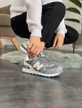 Кросівки New Balance 574 gray, фото 2