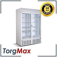 Шкаф холодильный со стеклянными дверьми Crystal CR 1300