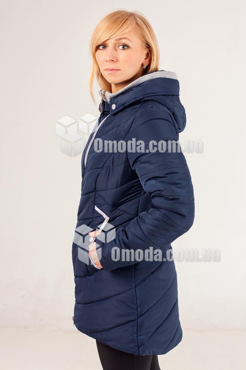 Куртка Женская Ксена синяя