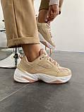"""Жіночі кросівки Nike M2K Tekno """"Beige"""", фото 5"""