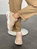 """Жіночі кросівки Nike M2K Tekno """"Beige"""", фото 4"""