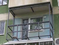 Вынос балконов и лоджий