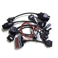 OBD2 набор переходников для Autocom CDP TCS DS150E Разноцветный