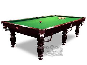 Бильярдный стол для снукера ТТ-Бильярд Классик-2 12Ф Ардезия