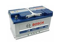 Аккумулятор Bosch S4 80AH/740A (S4010)