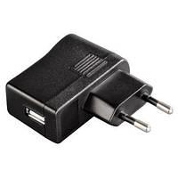 Сетевое зарядное USB 5V 1A, 2A