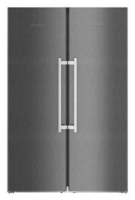 Холодильник з морозильною камерою Liebherr SBSbs 8673