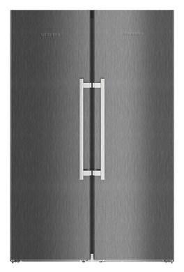 Холодильник з морозильною камерою Liebherr SBSbs 8673, фото 2