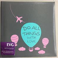 Фотоальбом EVG Do all  200ф. 10x15см.