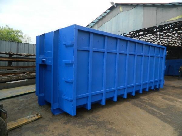 Контейнер мультилифт для сбора отходов, крюковой, роликовый (под заказ)