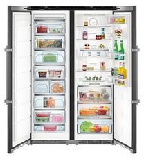 Холодильник з морозильною камерою Liebherr SBSbs 8673, фото 3