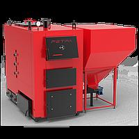 Твердотопливный пеллетный котел РЕТРА-4М ТРИО 400 кВт длительного горения, фото 1