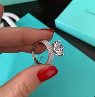 Кільце срібло стиль Тіффані (Tiffany & Co)