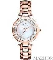 Женские часы Bulova 97L124